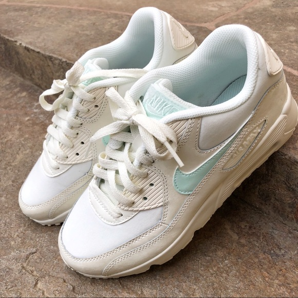 best authentic 76fa3 99fcf Nike Air Max 90 Mesh youth 6 shoes sneakers